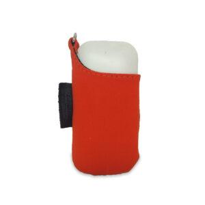 Porta IQOS da cintura color arancio