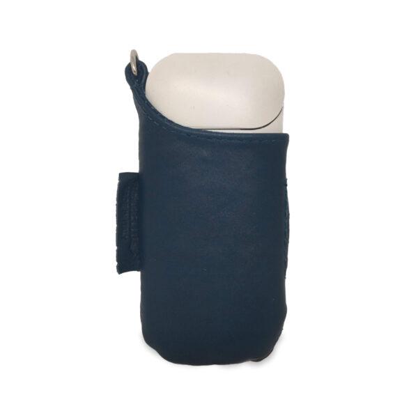 Porta IQOS da cintura color blu notte