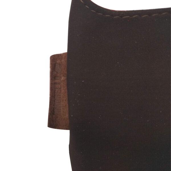 Porta IQOS da cintura color marrone scuro
