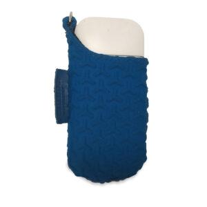 Porta IQOS da cintura color blu scuro
